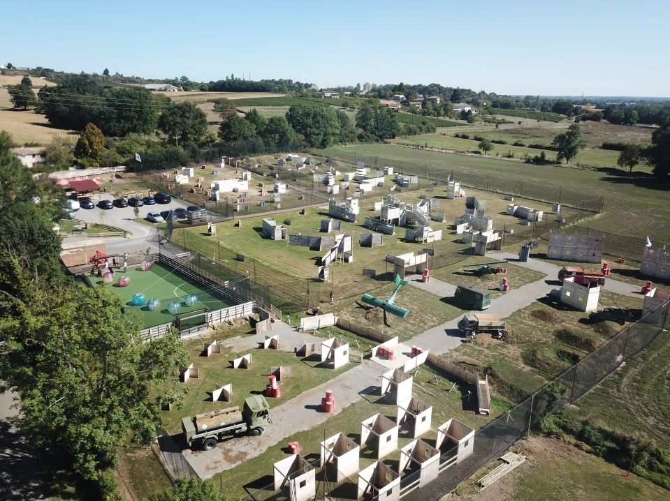 paintball macon chalon sur saone bourg en bresse lyon